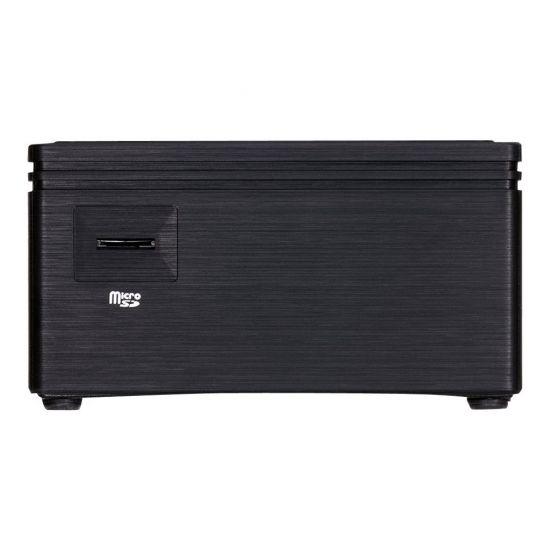 Gigabyte BRIX GB-BPCE-3455 (rev. 1.0) - Ultra Compact PC Kit - Celeron J3455 1.5 GHz - 0 GB - 0 GB