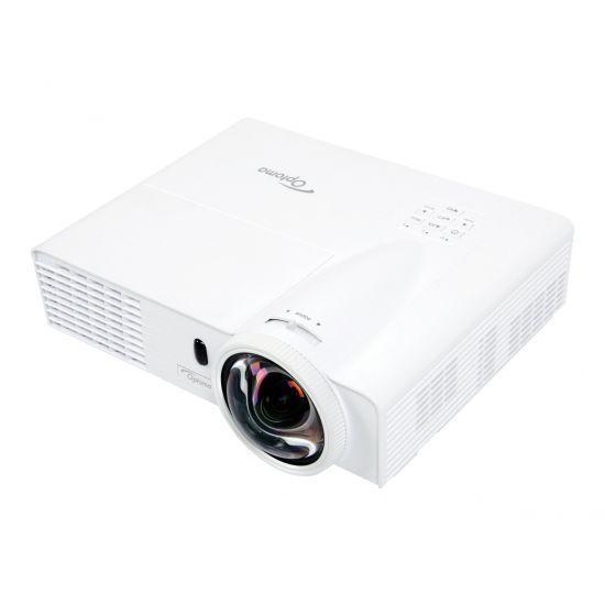 Optoma W303ST - DLP-projektor - bærbar - 3D