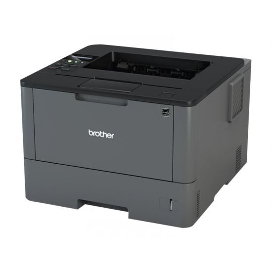 Brother HL-5200DW Laserprinter Sort/Hvid