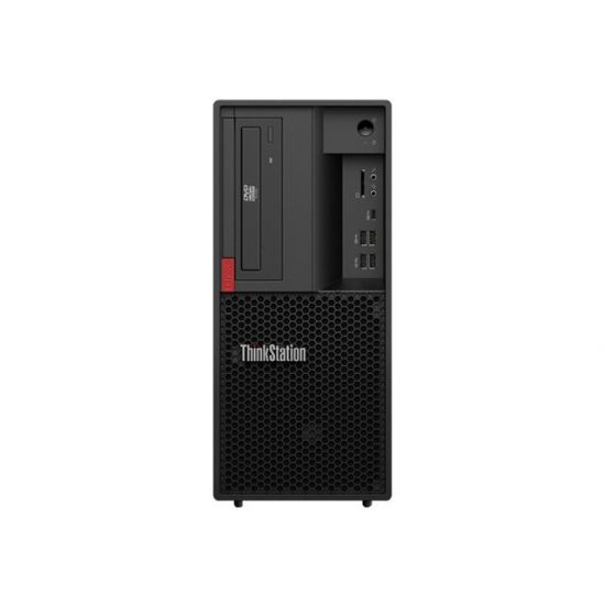 Lenovo ThinkStation P330 - tower - Core i7 8700 3.2 GHz - 8 GB - 256 GB