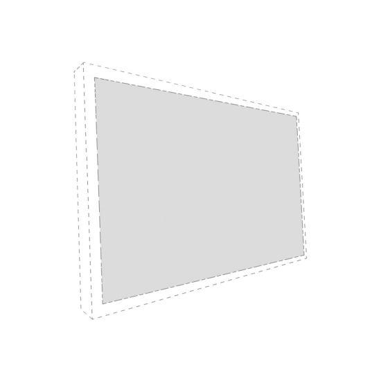 Multibrackets M Extra Cloth - projektionsskærm - 135 tommer (343 cm)