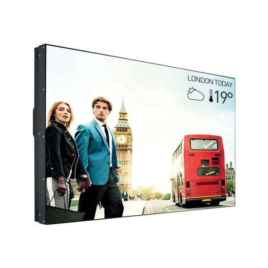 "Philips Signage Solutions 55BDL1007X X-Line - 55"" Klasse (54.6"" til at se) LED-display"