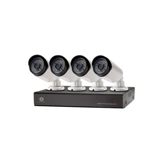 Conceptronic C4CHCCTVKITD - DVR + kamera(er)