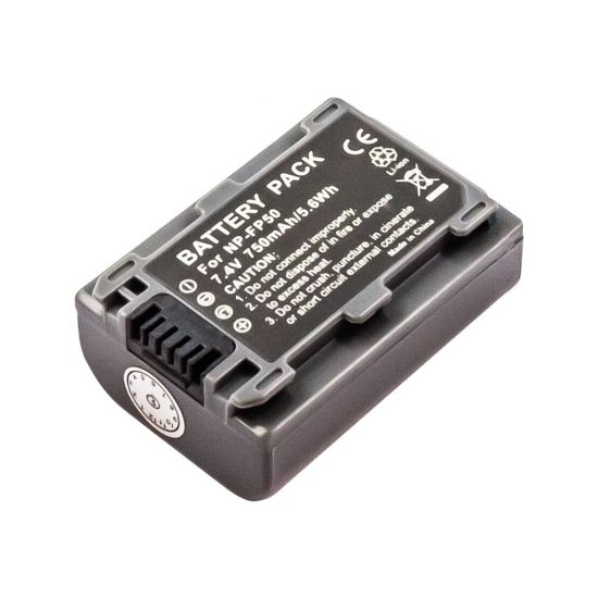 MicroBattery batteri Li-Ion