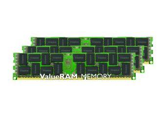 Kingston ValueRAM &#45 48GB: 3x16GB &#45 DDR3 &#45 1600MHz &#45 DIMM 240-pin