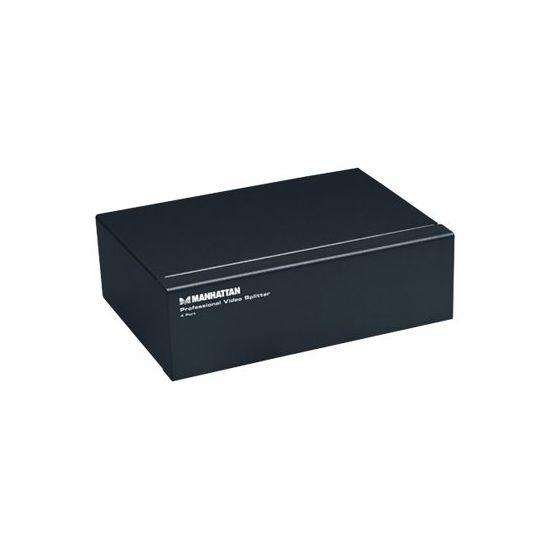 Manhattan Professional Video Splitter - videosplitter - 4 porte