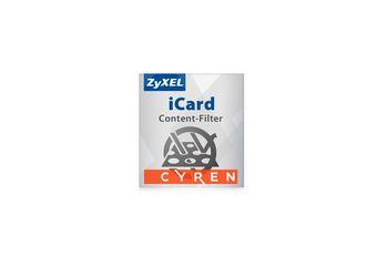 Zyxel E-iCard Cyren Content Filtering