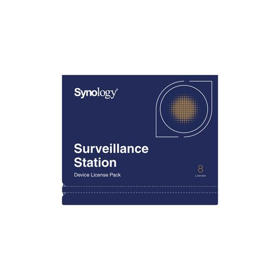Synology 8 x Camera License Pack