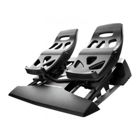 Thrustmaster T-Flight Rudder Pedals - pedaler - kabling