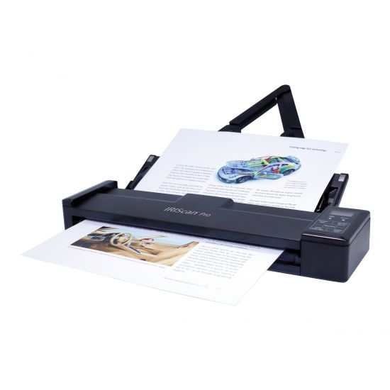 IRIS IRIScan IRIScan Pro 3 Wifi - scanner med papirfødning