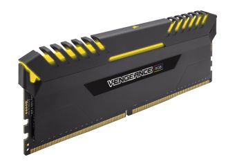 Corsair Vengeance RGB &#45 32GB: 4x8GB &#45 DDR4 &#45 3000MHz &#45 DIMM 288-PIN