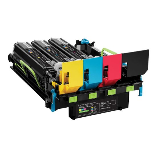 Lexmark - gul, cyan, magenta - printerbilledsæt - LCCP, LRP
