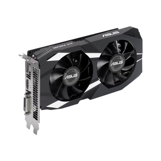 ASUS DUAL-GTX1050-O2G-V2 &#45 NVIDIA GTX1050 &#45 2GB GDDR5 - PCI Express 3.0 x16