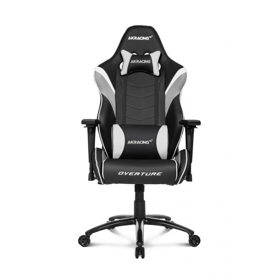 AKRACING Overture Gaming Chair  - White