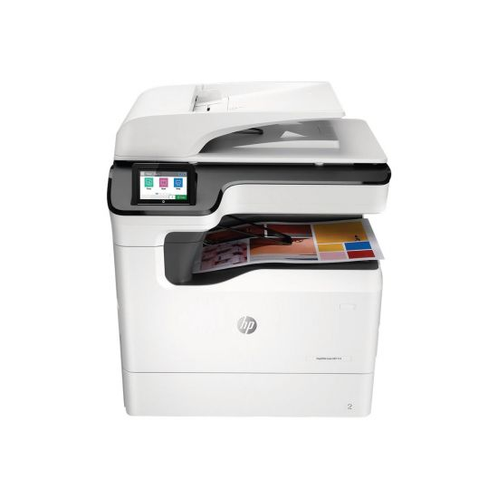 HP PageWide Color MFP 774dn - multifunktionsprinter (farve)