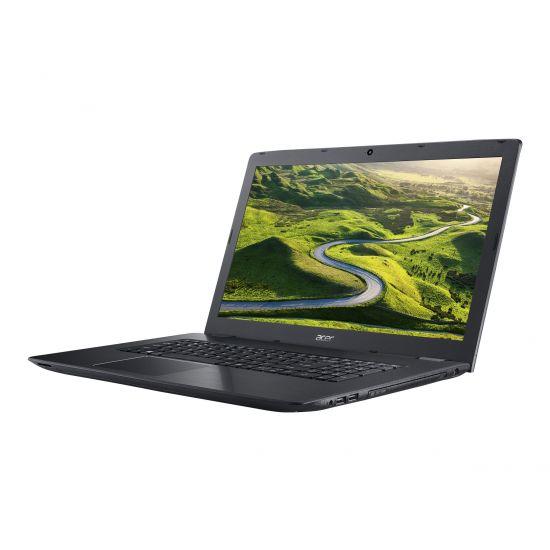 Acer Aspire E 17 E5-774G-31QE - 8GB Core i3 256GB SSD 940mx 17.3´´ Full-HD Obsidian sort