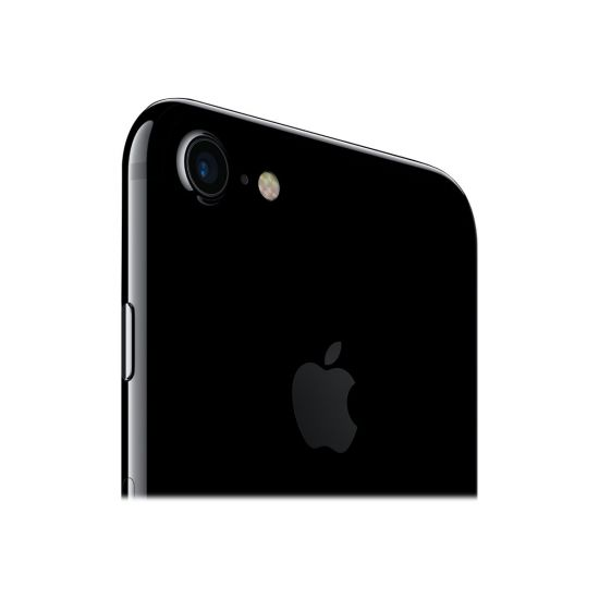 Apple iPhone 7 - jet black - 4G LTE, LTE Advanced - 32 GB - GSM - smartphone