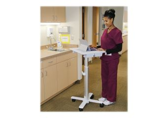Ergotron StyleView S-Tablet Cart