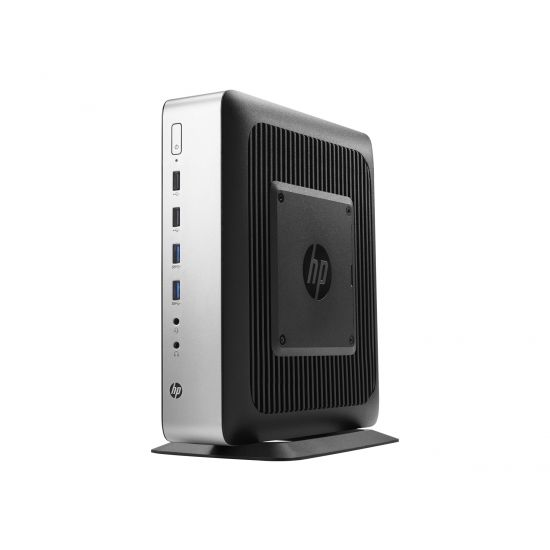 HP t730 - tower - R-serien RX427BB 2.7 GHz - 4 GB - 16 GB