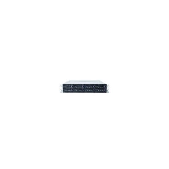Supermicro SuperServer 6026TT-HTRF - rack-monterbar - uden CPU - 0 MB - 0 GB