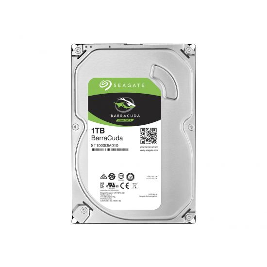 Seagate Barracuda ST1000DM010 &#45 1TB - SATA 6 Gb/s - 7 pin Serial ATA