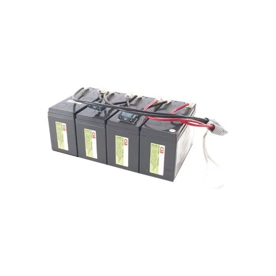 APC Replacement Battery Cartridge #25 - UPS-batteri - Blysyre