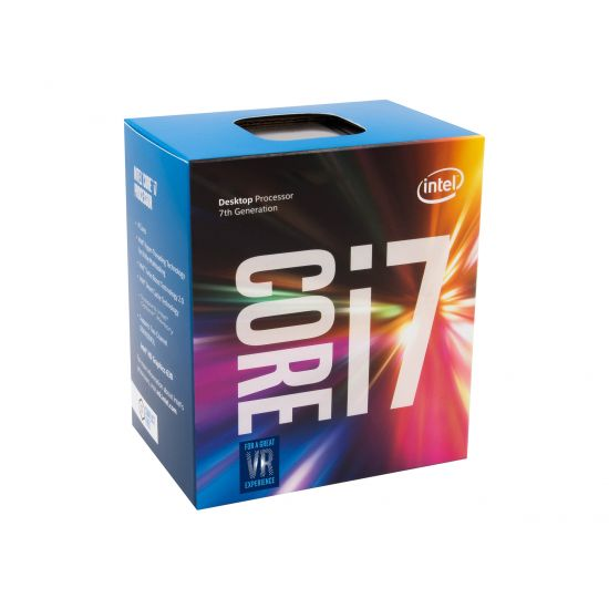 Intel Core i7 7700K / 4.2 GHz Kaby Lake Processor - LGA1151