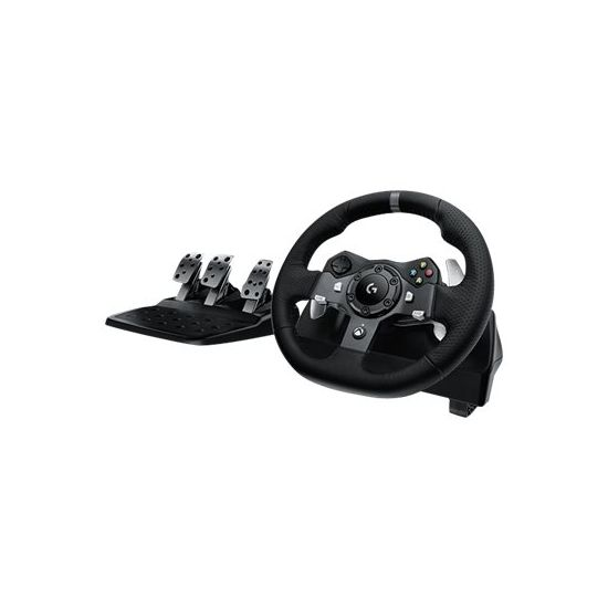 Logitech G920 Driving Force Racing Wheel (Xbox One/PC)