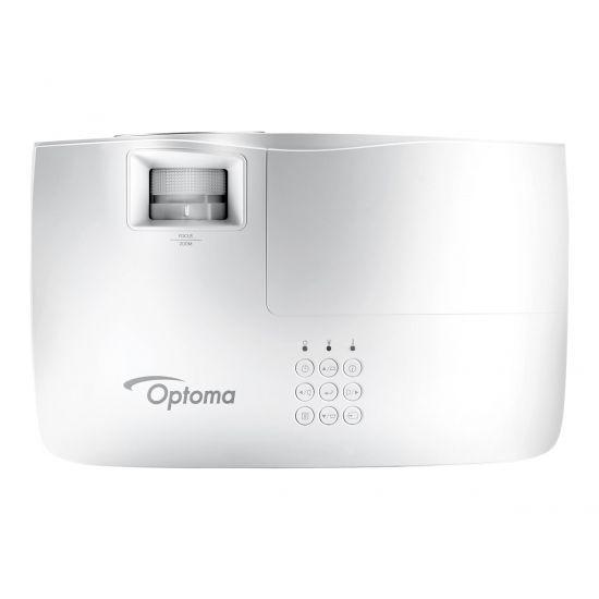 Optoma W461 - DLP-projektor - bærbar - 3D