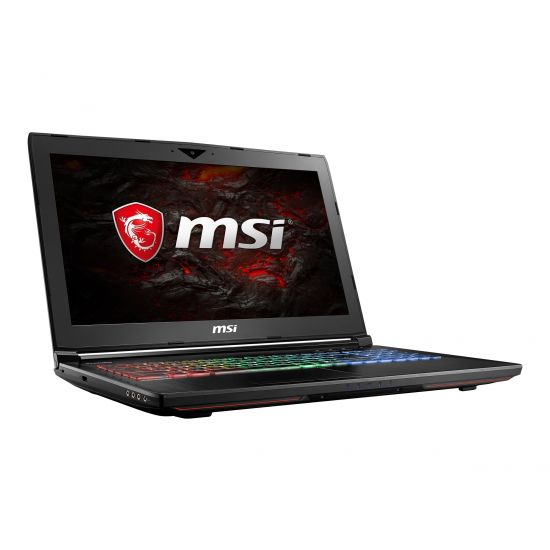 MSI GT62VR 7RD 228NE Dominator - 16GB Core i7-7700HQ 256GB SSD + 1TB HDD GTX1060 6GB 15.6´´ Full-HD