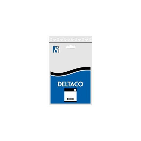 DELTACO DEL-109 - strømkabel - 2 m