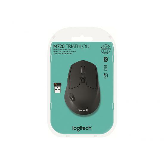 [DEMO] Logitech M720 Triathlon