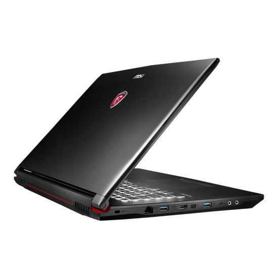 MSI GP72 7RD 057NE Leopard - 8GB Core i7-7700HQ 128GB SSD + 1TB HDD GTX1050 2GB 17.3´´ Full-HD
