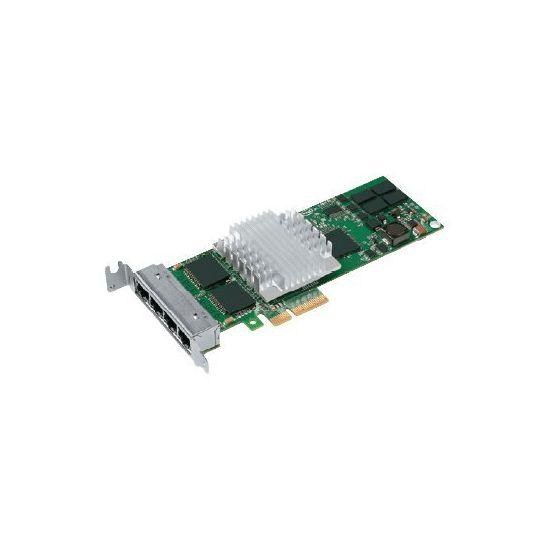 Intel PRO/1000 PT Quad Port Low Profile Server Adapter - netværksadapter