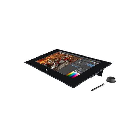 Dell Canvas 27 - digitizer - USB, HDMI, DisplayPort - sort