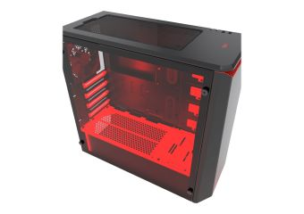 Phanteks Eclipse P400 Tempered Glass