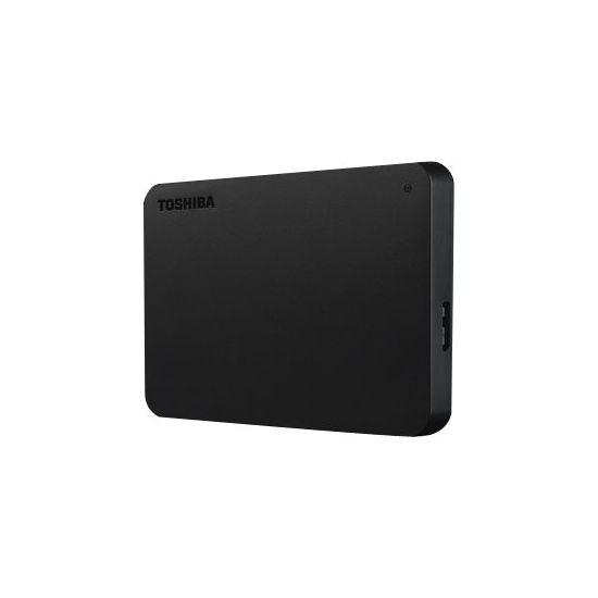 Toshiba Canvio Basics &#45 500GB - USB 3.0 - 10 pin Micro-USB Type B