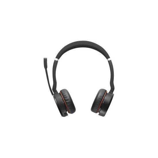 Jabra Evolve 75 UC Stereo - headset