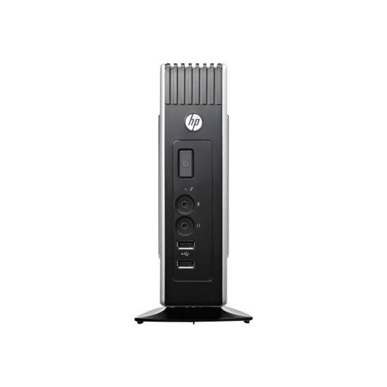 HP Flexible t510 - tower - Eden X2 U4200 1 GHz - 4 GB - 1 GB