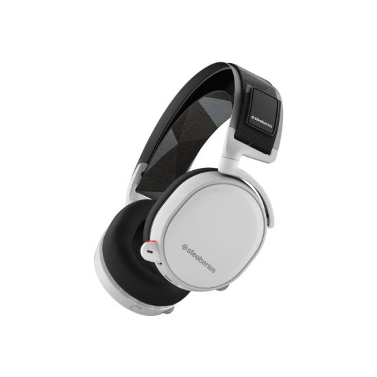 SteelSeries Arctis 7 White - 2019 Edition - trådløst headset