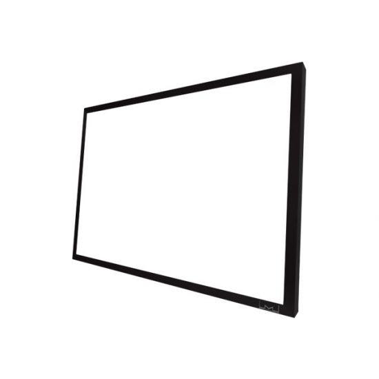Multibrackets M Framed Projection Screen Deluxe - projektionsskærm - 90 tommer (229 cm)