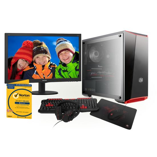Gaming Starter Bundle - Komplet Pakke