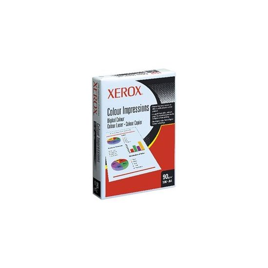 Xerox Digital Color Impressions - almindeligt papir - 500 ark - A4 - 90 g/m²