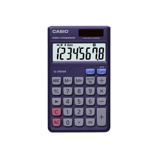 Casio SL-300VER - lommeregner