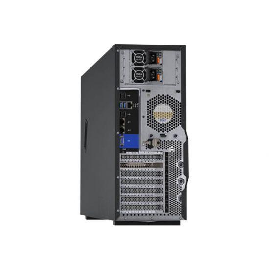 Lenovo ThinkSystem ST550 - tower - Xeon Silver 4110 2.1 GHz - 16 GB - 0 GB