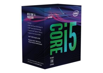 Intel Core i5 8400 / 2.8 GHz Coffee Lake Processor