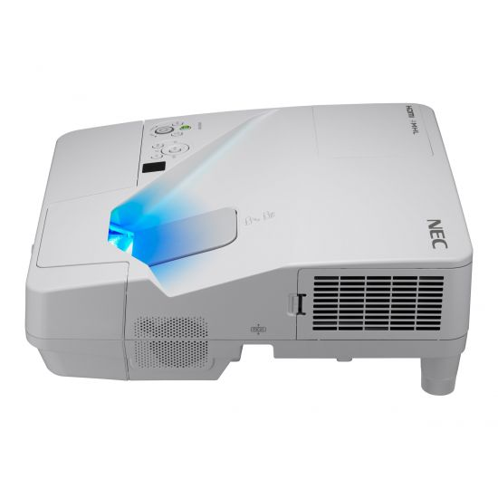 NEC UM301Xi (Multi-Pen) - 3LCD-projektor - LAN
