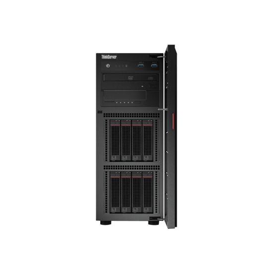 Lenovo ThinkServer TS460 - tower - Xeon E3-1240V5 3.5 GHz - 16 GB - 0 GB