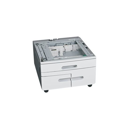 Lexmark Tandem Tray Module - mediebakke / føder - 2520 ark