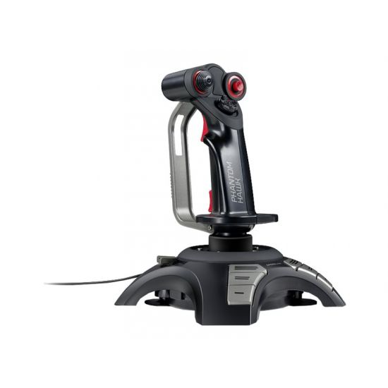 SPEEDLINK SL-6638 Phantom Hawk Flightstick - joystick - kabling
